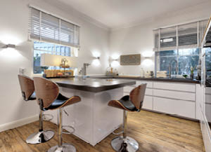Küchen aus purem Holz von der Möbelmanufaktur woodendesign